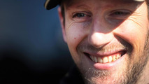 Good Lotus puts smile back on Grosjean