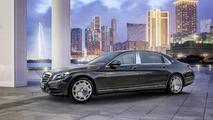 2016 Mercedes-Maybach S600 starts at $189,350
