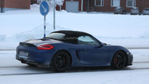 More hardcore Porsche Boxster could be called Club Sport and lack power bump