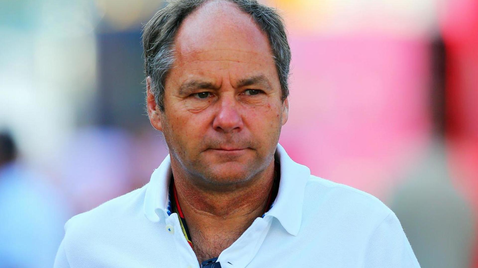 Berger denies talks with McLaren, Ferrari