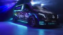 Mercedes-Benz Metris concept RENNtech: Party/DJ Van