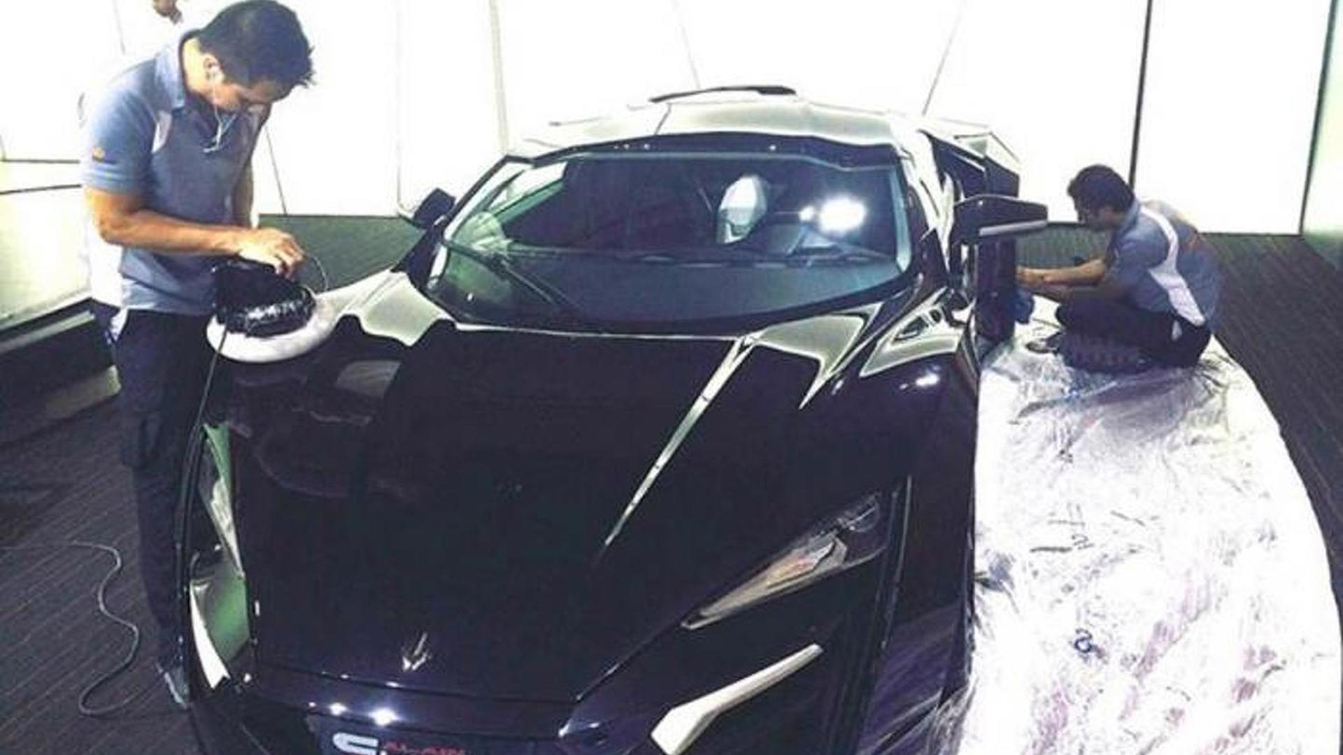 Lykan Hypersport listed for sale in Dubai for whopping 3.4M USD