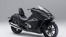 Honda plans on putting Gundam-styled NM4 Vultus motorcycle into production