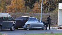 2014 Hyundai Genesis spy photo 11.11.2013