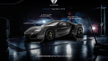 First driving footage with the Lykan Hypersport [video]