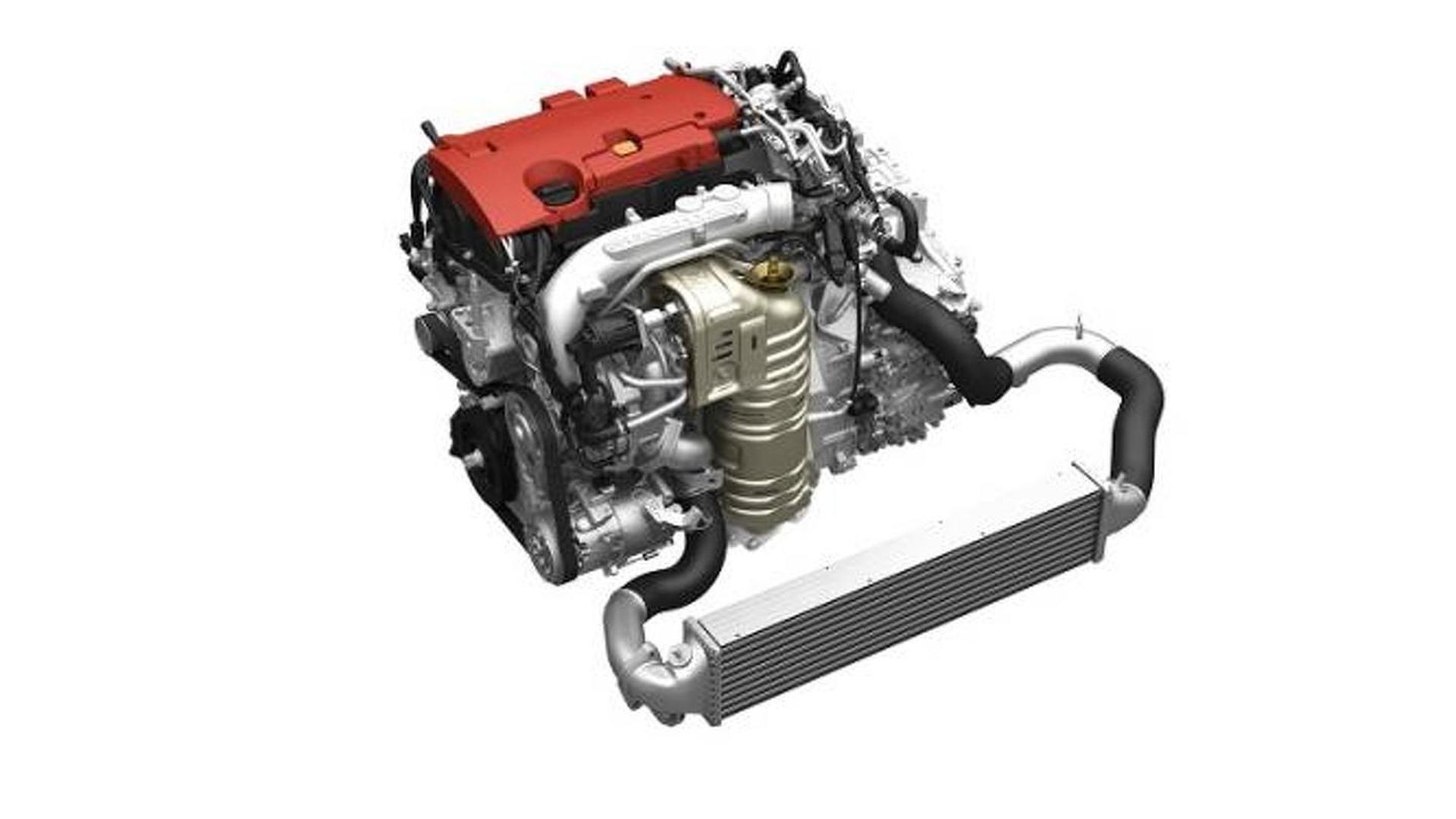 Honda reveals 1.0-, 1.5- and 2.0-liter VTEC TURBO engines