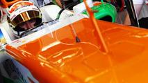 Sutil calls orange Force India 'a carrot'