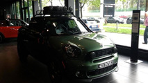 MINI Paceman pickup by BMW