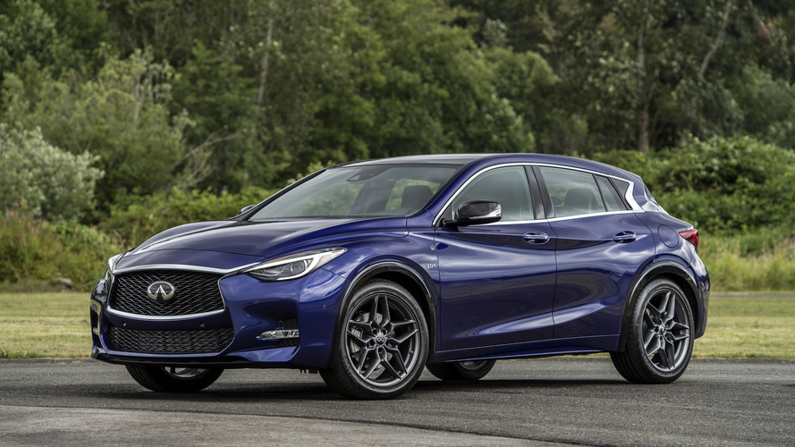 2017 Infiniti QX30 crossover starts at $29,950