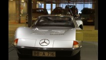 Mercedes-Benz C 111-II Concept