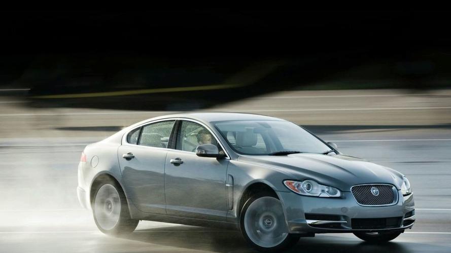 2009 Jaguar XF Prices Announced (UK)