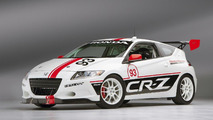 The Honda CR-Z Racer at Le Mans