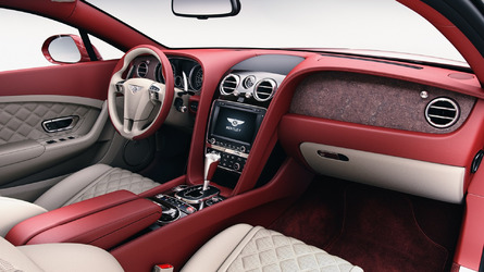 Bentley introduces stone veneers to please fastidious clients