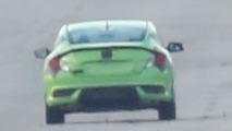 Honda Civic Coupe spy photo