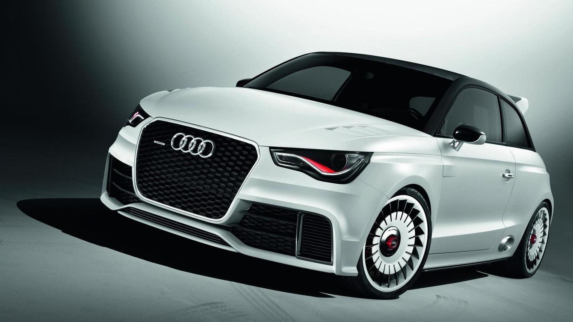 NFS World Audi A1 Clubsport Quattro special [video]