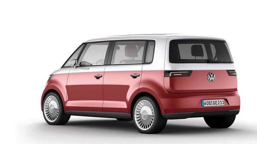 Volkswagen Bulli coming in 2014?