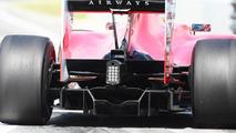 Ferrari's blown floor strategy 'not bad' - Haug