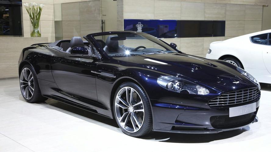 Aston Martin Debuts Two Special Editions in Geneva
