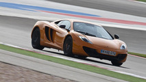 McLaren MP4-12C Nürburgring lap time by Sport Auto [video]