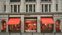 First Ferrari Store in the UK Opens
