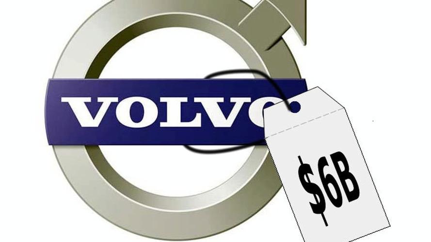 Ford Puts 6 Billion Dollar PriceTag on Volvo