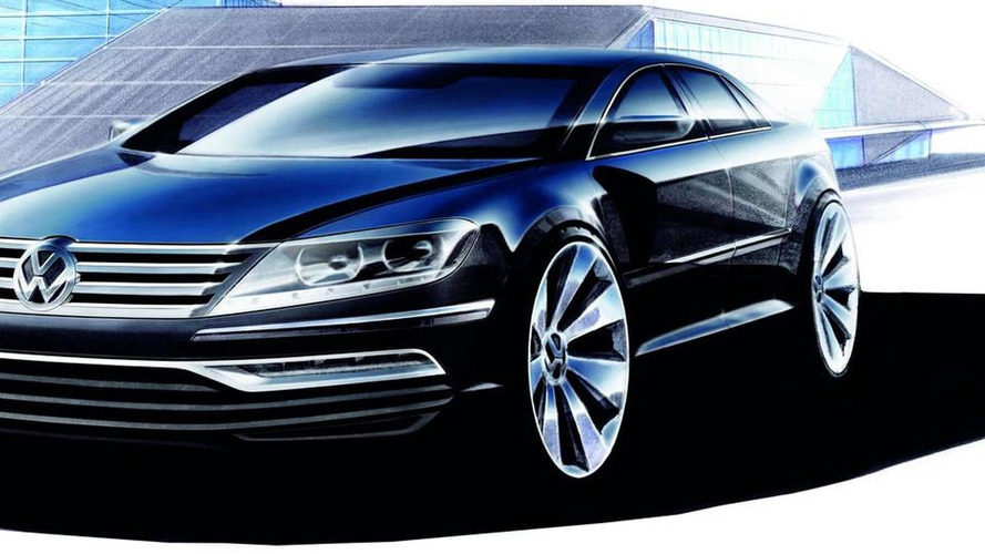 2015 Volkswagen Phaeton to usher in a new styling direction - report