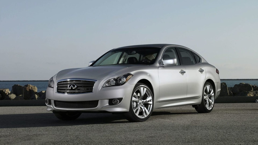Infiniti M Coupe Rumours Surface