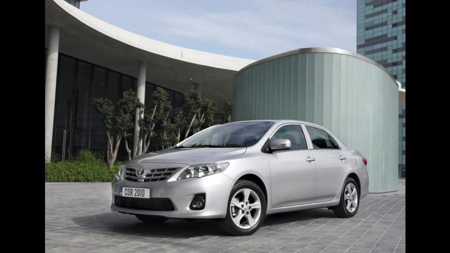 Austrália: Toyota tem vitória dupla em janeiro