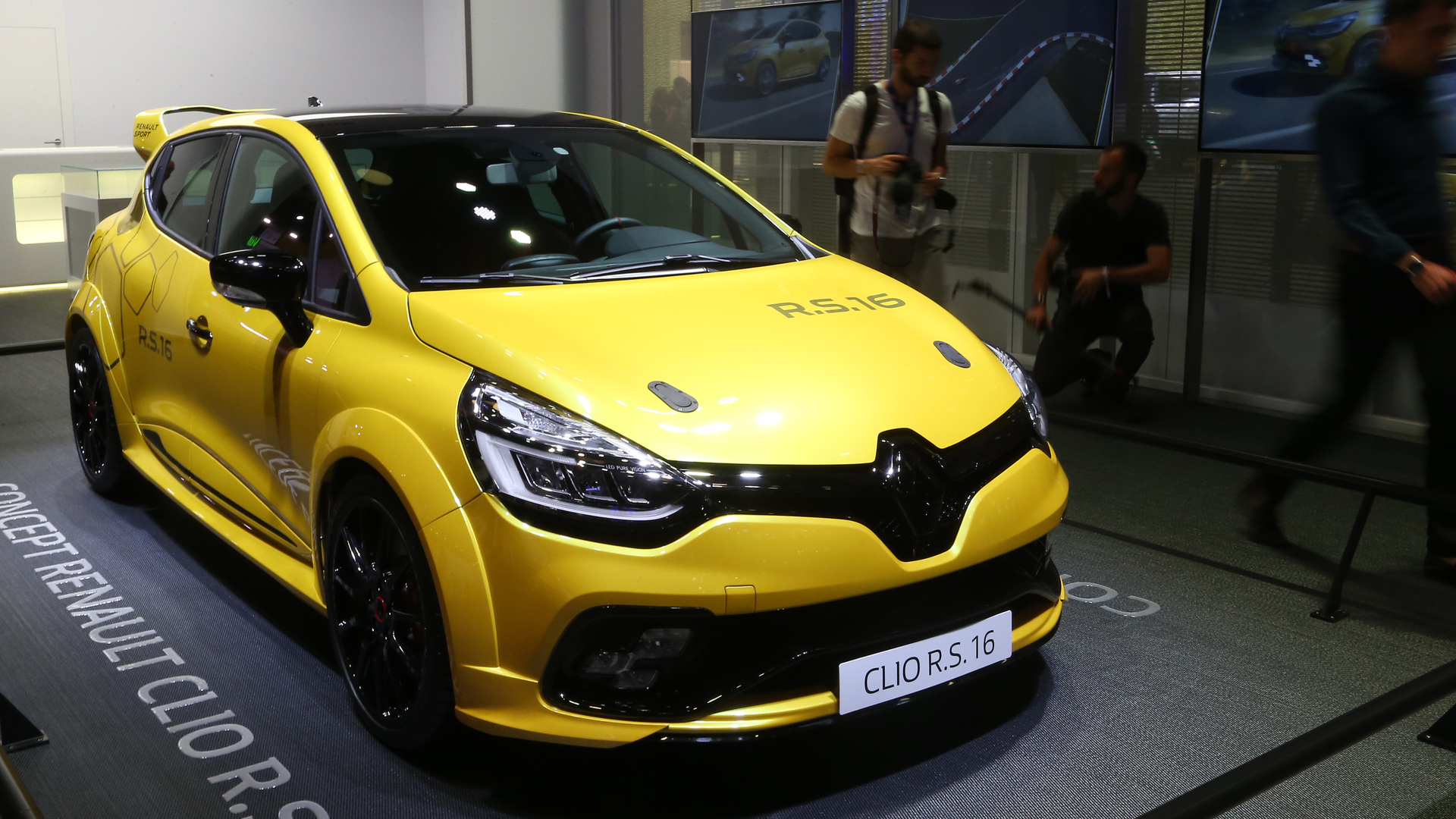 Renault Clio R.S. 16 production possibility looks strong