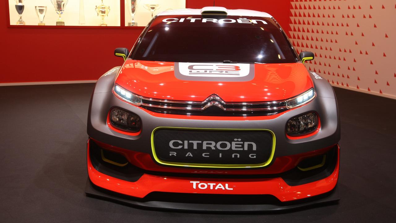 Citroën C3 WRC Concept Mondial de l'Automobile