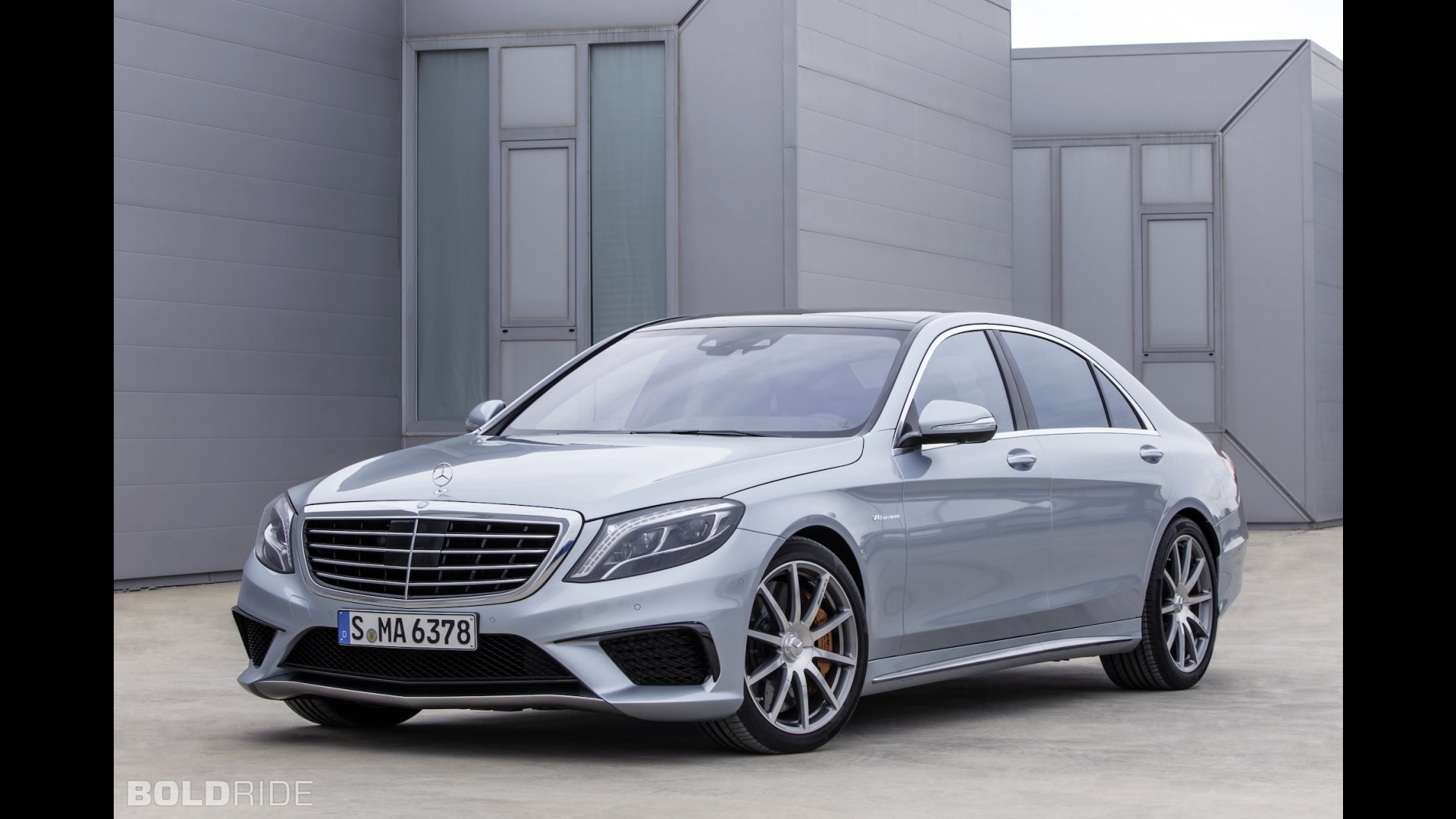 Mercedes benz s63 amg 4matic for Mercedes benz amg s63