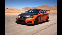 Lexus IS F CCS-R Race Car