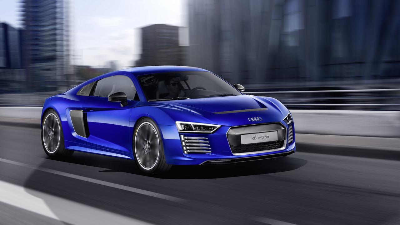 2015 Audi R8 e-tron