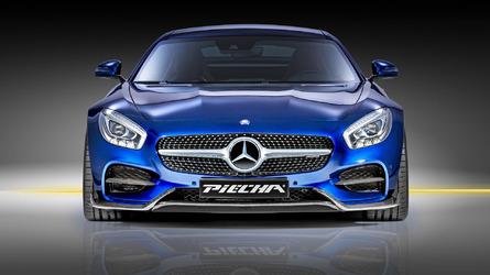 Mercedes-AMG GT S by Piecha