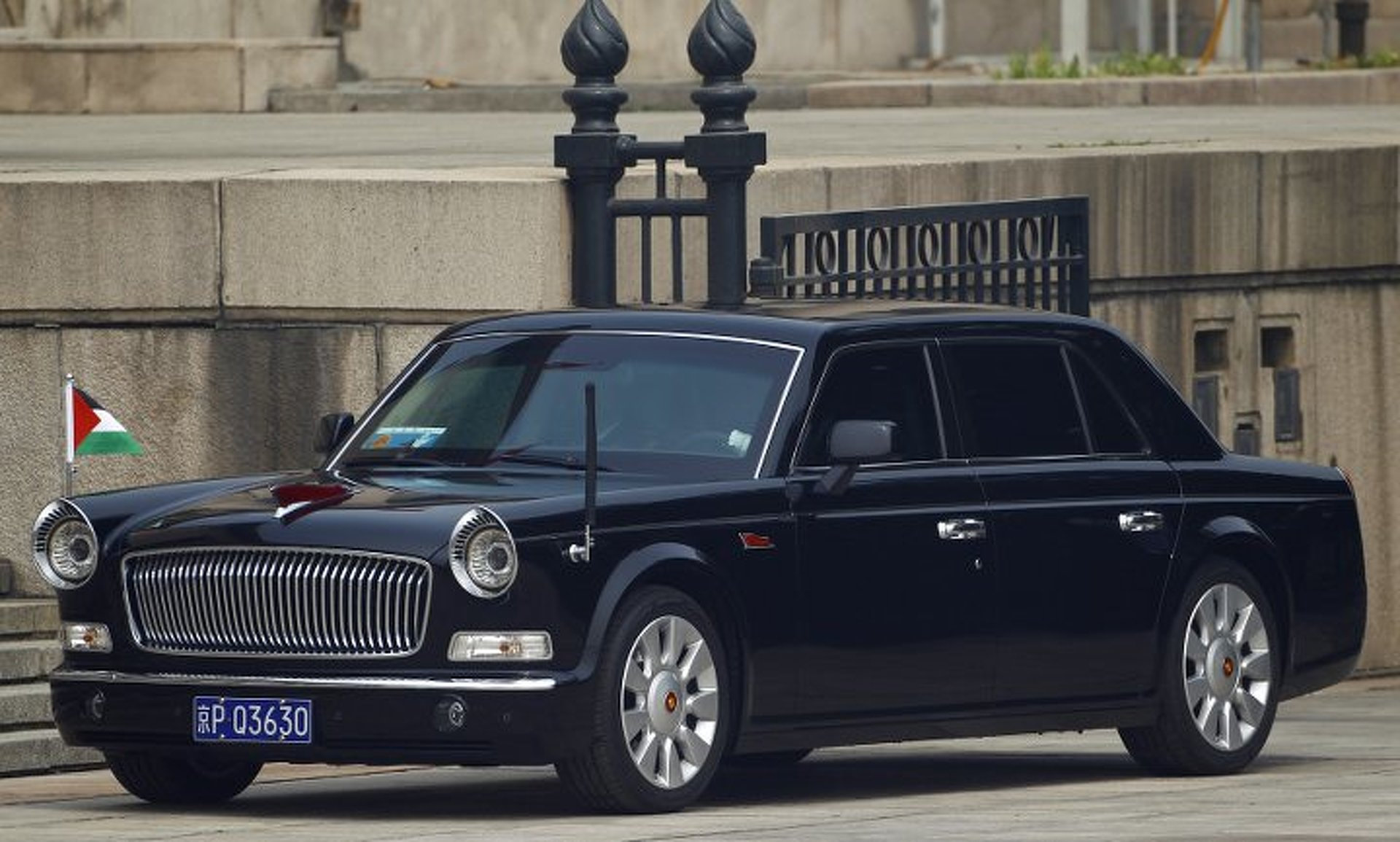10 Incredible Rides Chauffeuring Heads-of-State