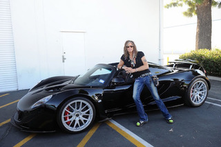 Don't Want to Miss the Chance to Buy Steven Tyler's $1.1M Supercar