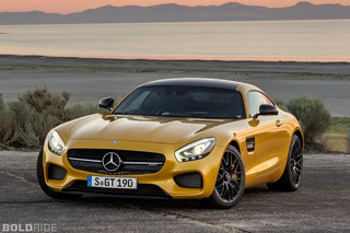 Mercedes-AMG GT Black Already in the Works