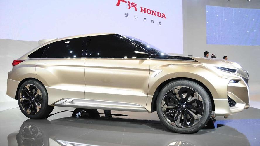 Honda concept D unveiled in Shanghai