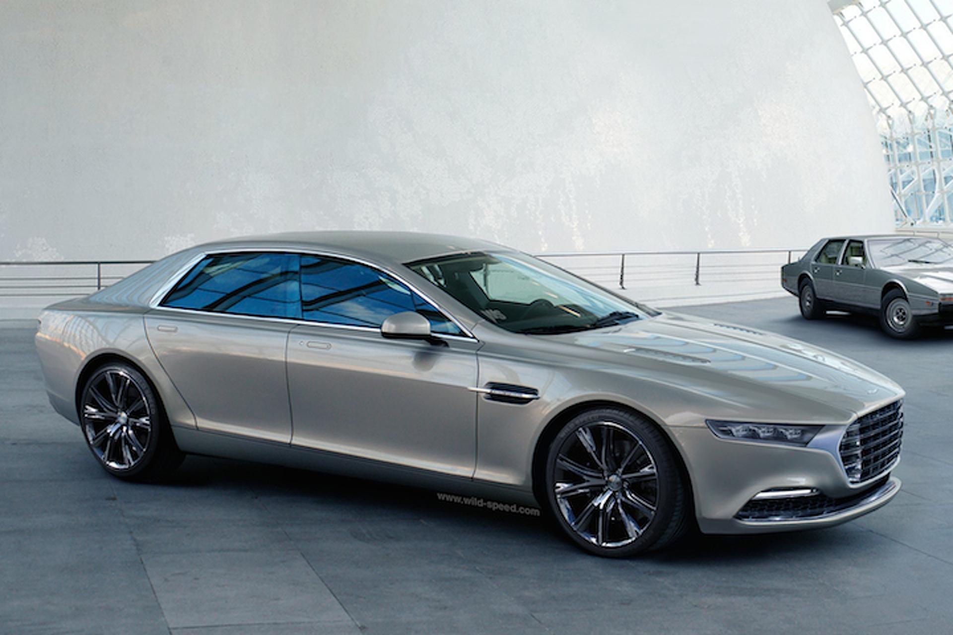 Aston Martin Lagonda Sedan Could Be Built This Year