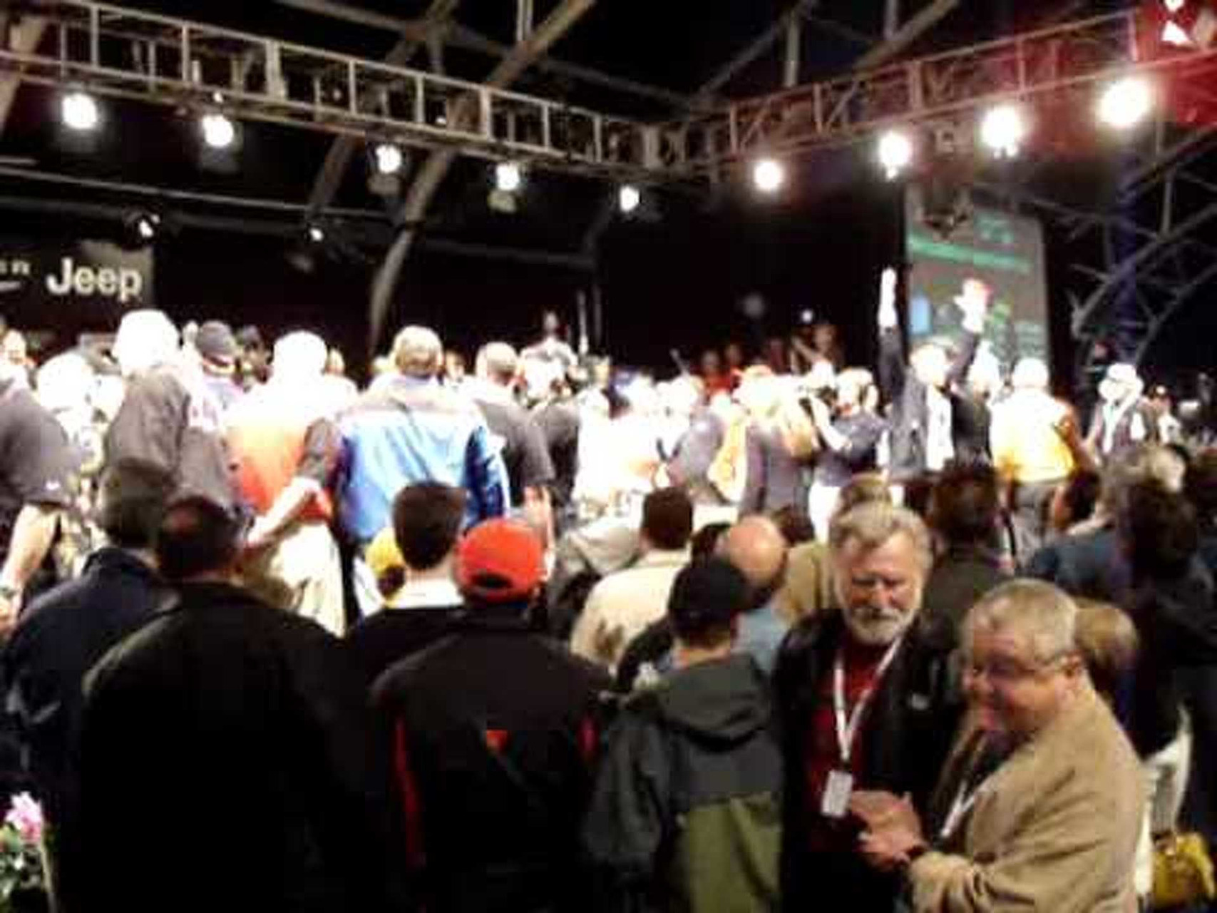 Great Moments at Barrett Jackson: F-88 Concept Car sells for $3M in 2005