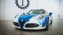Alfa Romeo 4C Hokusai by Garage Italia Customs