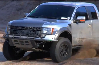 SDHQ Builds SVT Raptor-Inspired Ford F-150 EcoBoost