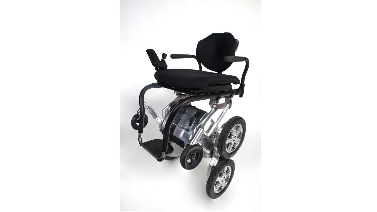 iBOT motorized wheelchair