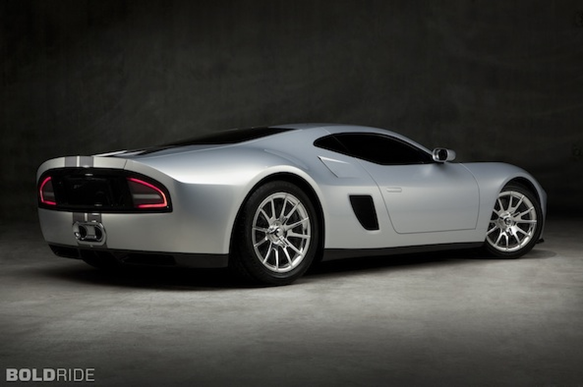 Galpin Unleashes 1,000HP, Ford GT-Based Monster in Monterey