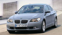 New BMW 5 Series artist rendering