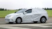 Renault Megane III Spied