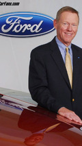 Ford Names Boeing Executive Alan Mulally CEO