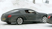 SPY PHOTOS: Bentley Continental GT Facelift