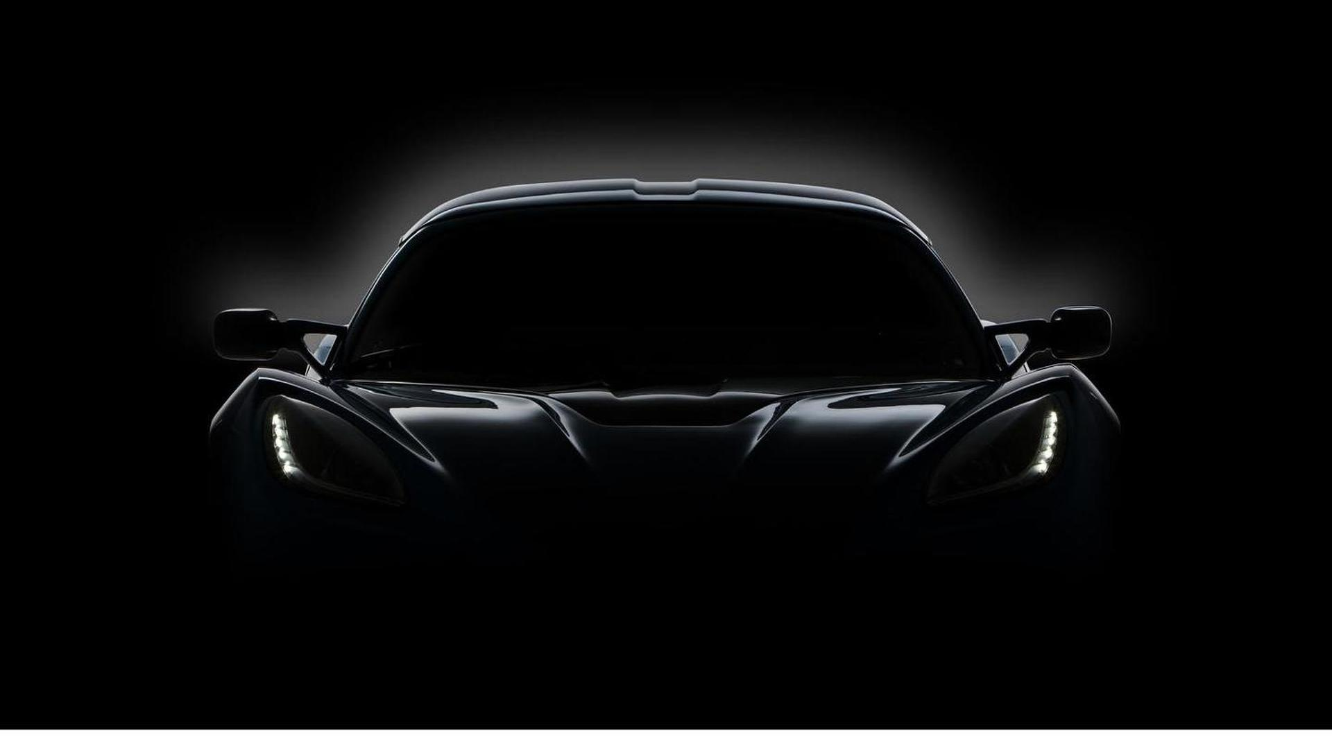 Detroit Electric reborn, teases their new sports car