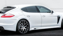 Porsche Panamera Onyx Concept GST revealed in the metal